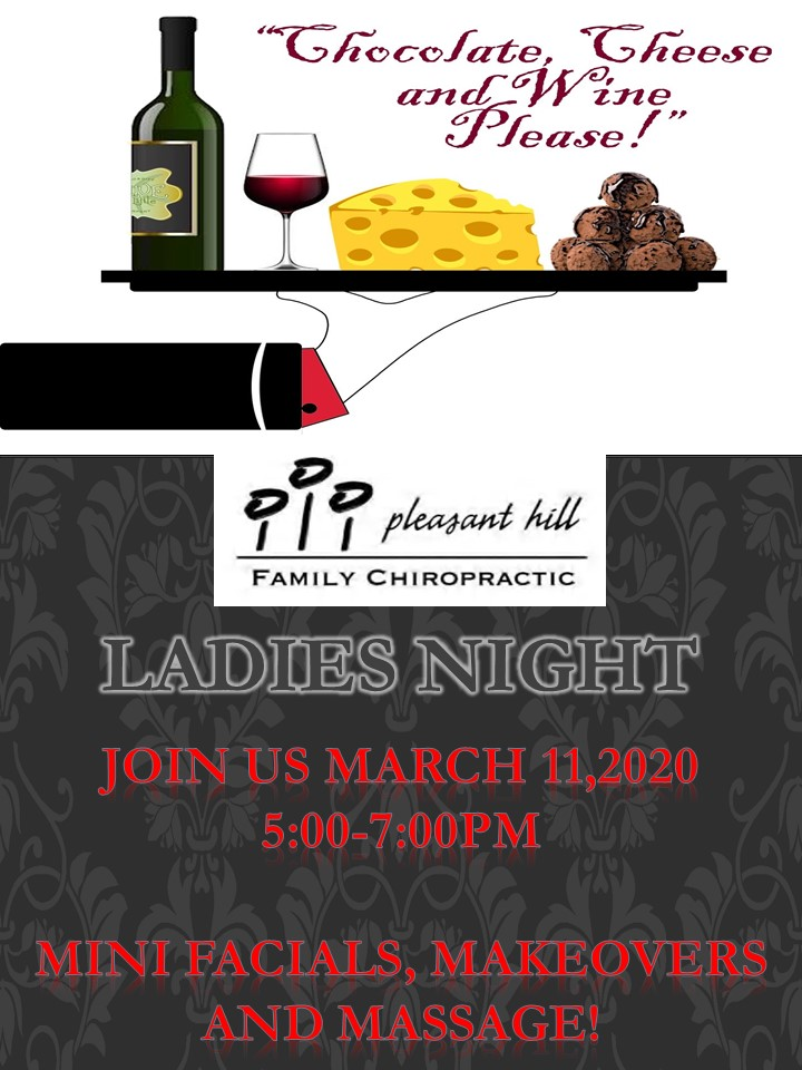 Ladies night 3 2020